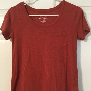 Aero seriously soft relaxed tee